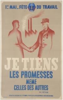 fete du travail 1941