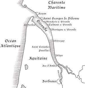 L'estuaire de la Gironde et ses mystères