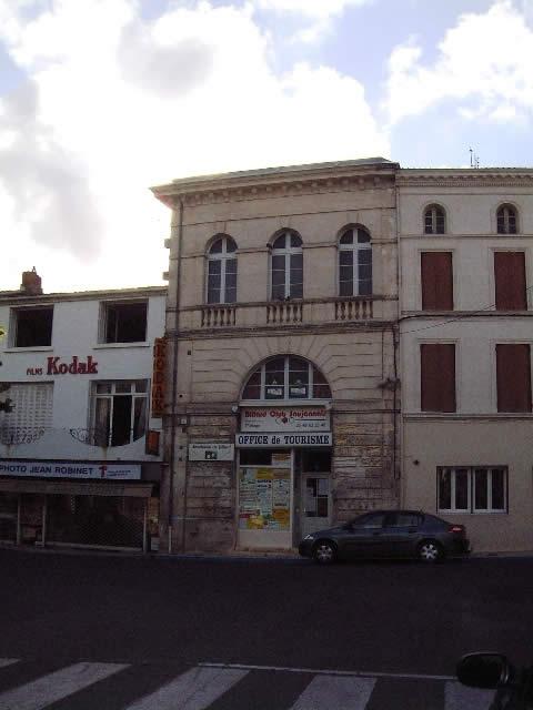 Mus e du patrimoine du pays royannais accueil communes saujon inventaire du patrimoine - Office de tourisme saujon ...